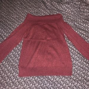 American Eagle Off the shoulder Sweater